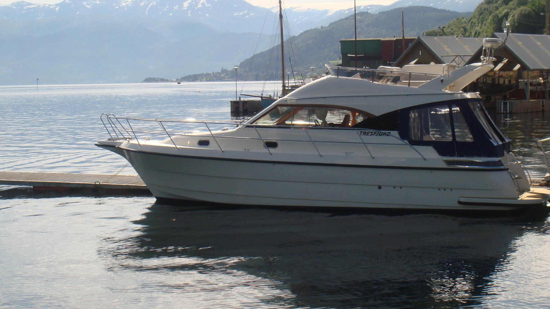 Atlantic 390 Fb Tresfjord Boats And Yachts